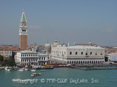 Piazza San Marco by daylabs