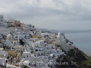 Santorini by daylabs