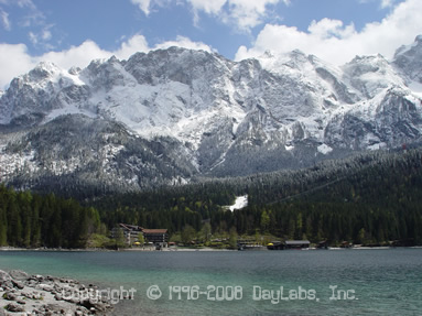 Eibsee by daylabs