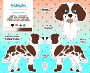 Susan Reference Sheet | RE:me by IceHeishiou