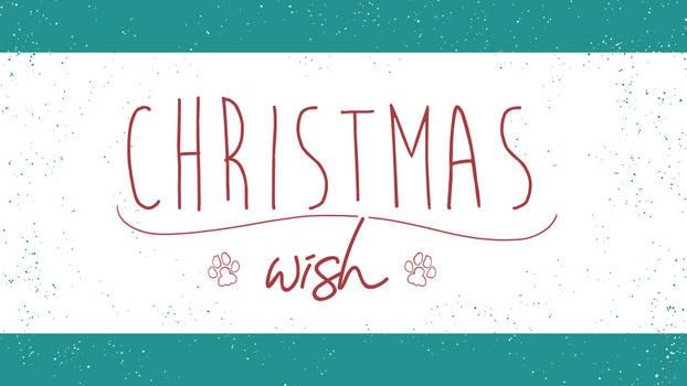 Christmas wish - short film | ANIMATIC