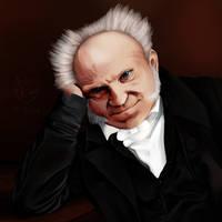 Arthur Schopenhauer | SPEEDPAINT