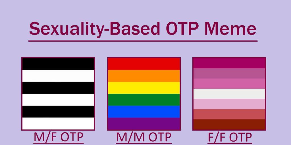 Sexuality-Based OTP Meme - Blank Template by twinkletoes ...