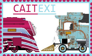 Caitexi--Stamp