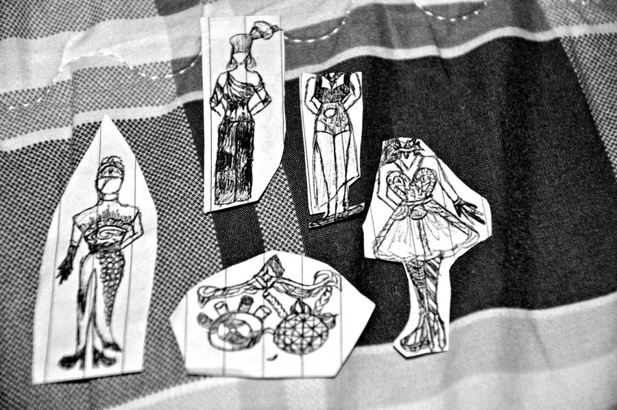 Candy Fashion by remembermeforawesome