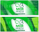 Mor Health Label