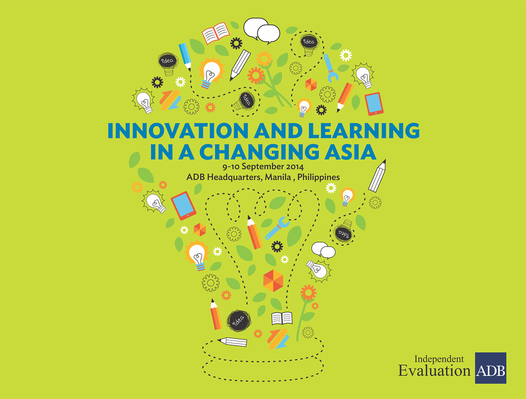 Innovation and Learning Event poster by roshipotoshi on DeviantArt