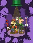 Italian Plumber Brothers
