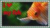 I love my fish by Nacht-Vico