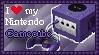 Nintendo Gamecube by Nacht-Vico