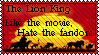 RQ - The Lion King by Nacht-Vico