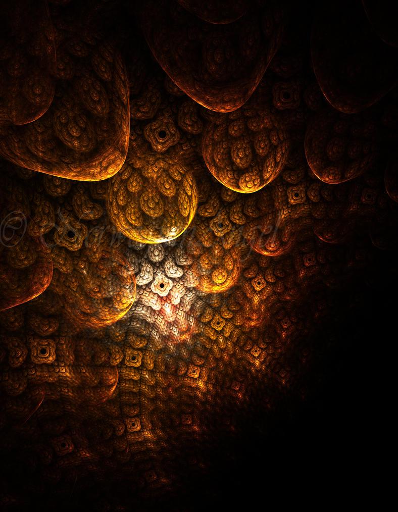 Drops of Halloween by FractalEuphoria