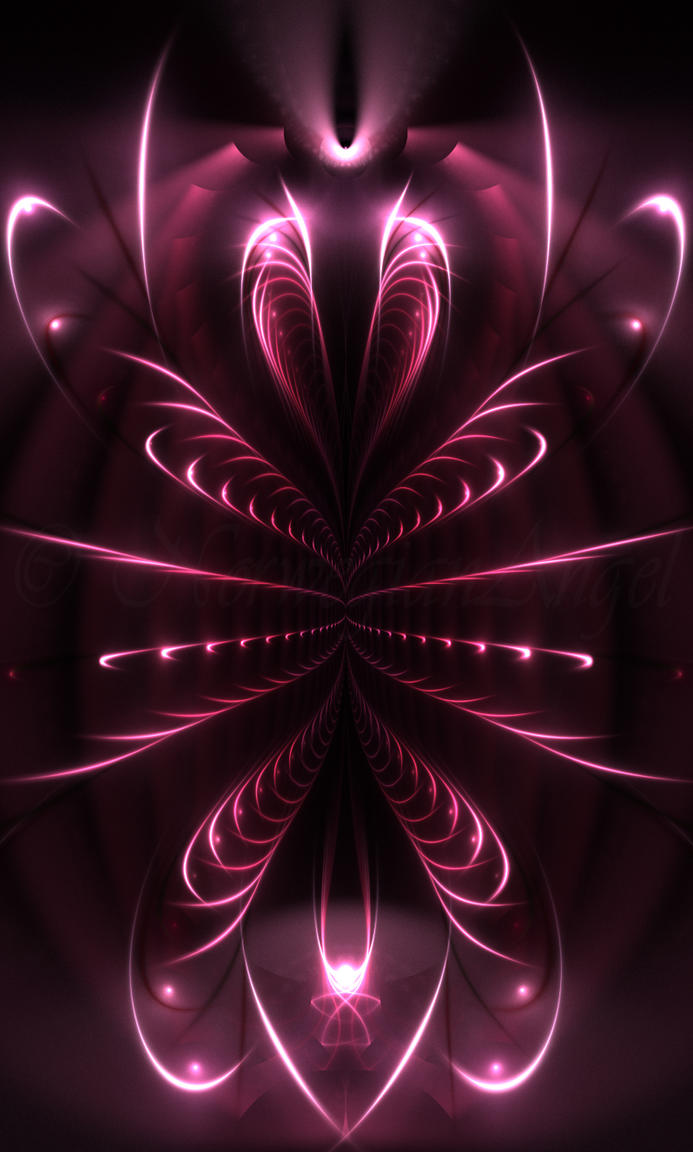 The Heart Of Everything by FractalEuphoria