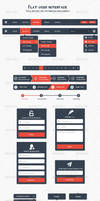 Flat User Interface 1 by dant3x