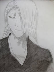 Izuru Kira by MarkOfaHero