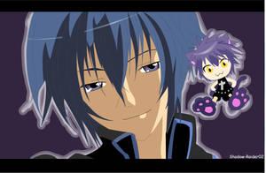 Ikuto Vector by Shadow-Raider02