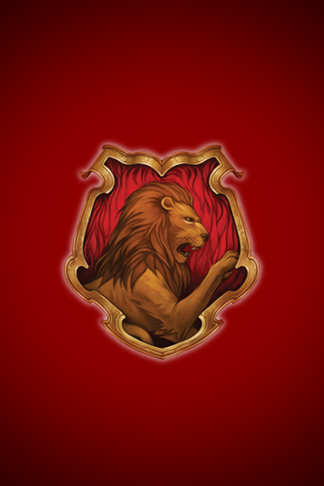 Gryffindor iPhone wallpaper 1 by technoKyle on DeviantArt