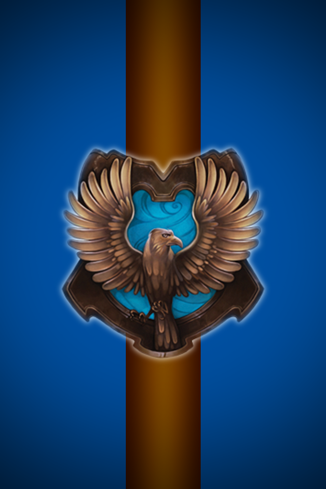 Ravenclaw IPhone Wallpaper 2 By TechnoKyle