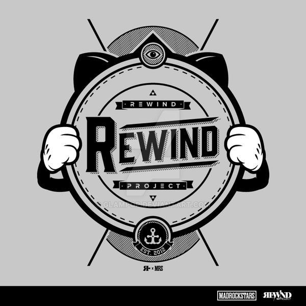 Rewind Project x Madrockstars by glampop