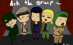 Ask the group~