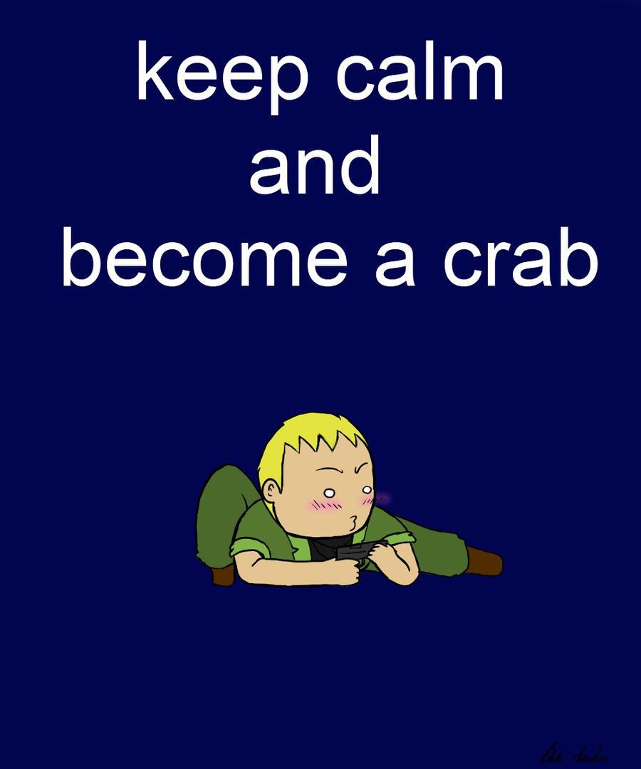 Keep calm... by chibi-raiden