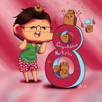 8million! by chibi-raiden