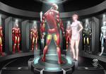 Invincible Ironman (Armory History)