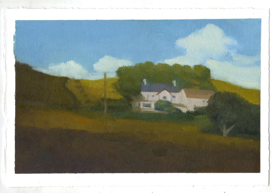 Irish House by jpacer