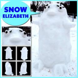 Abominable Snow Elizabeth by GuardianSpirit
