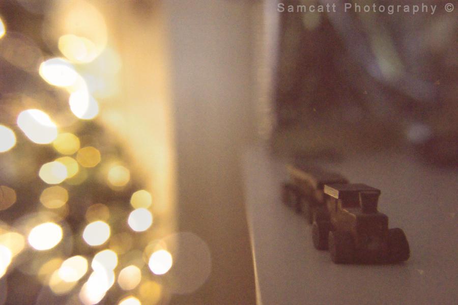 Christmas Past by Samcatt