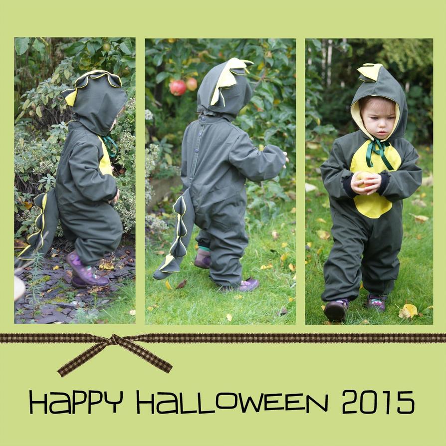 Happy Halloween by Samcatt