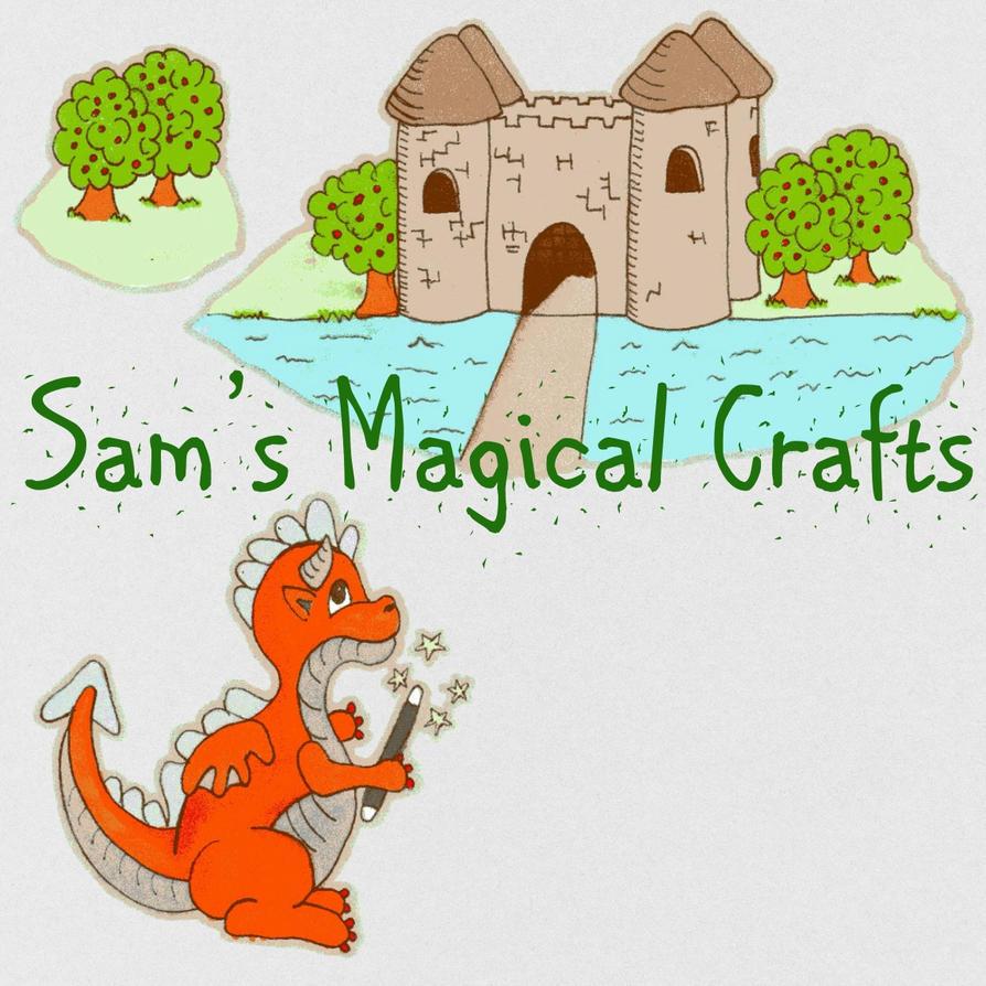 Sams Magical Crafts logo by Samcatt
