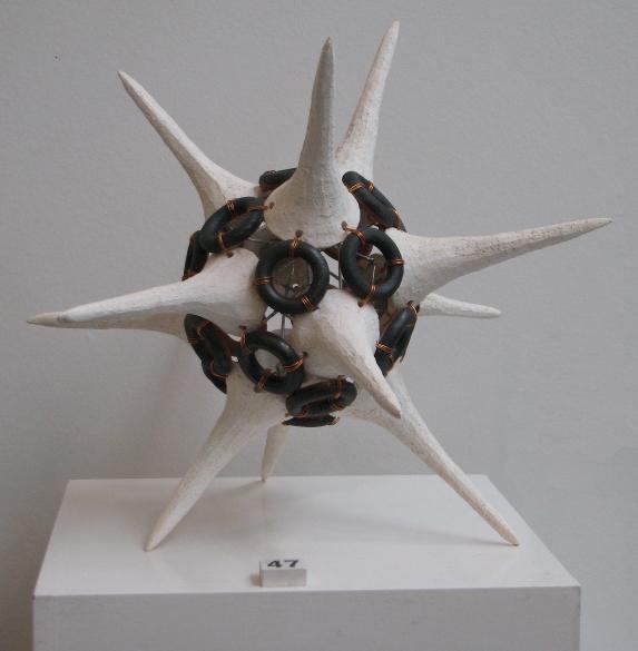 Radiolaria II by elfnor
