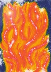 Shining Flame