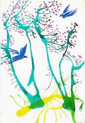 Bluebird Wood