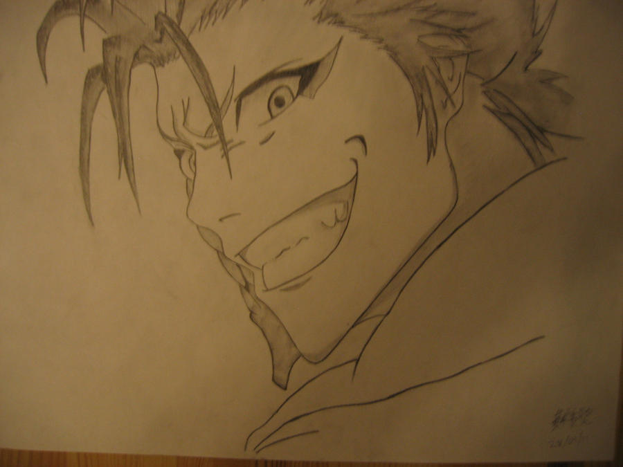 Anime Drawings - Anime Drawings By Spedmond D3alcjf