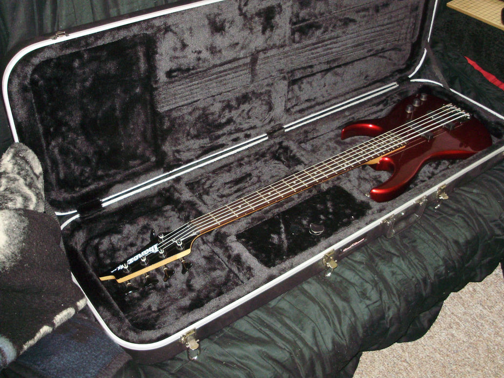 Ibanez Bass Guitar by Kyphrin on DeviantArt