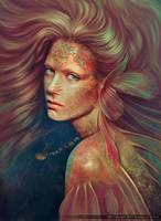 Mermaid by HUSSAMulWAHID