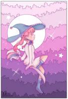 Witching Hour [DTIYS Miyukiverse]