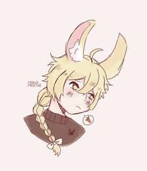 bunny Aether genshin impact