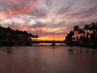Vina del Mar Bridge by CaptainNewcastle