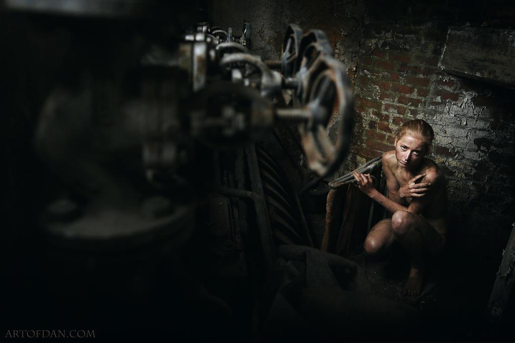 Fear by artofdan70