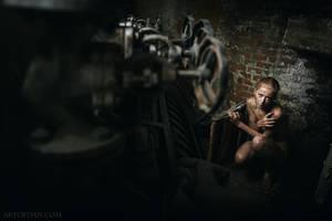 Fear by ArtofdanPhotography