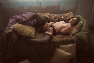 Art Of Sensuality by ArtofdanPhotography