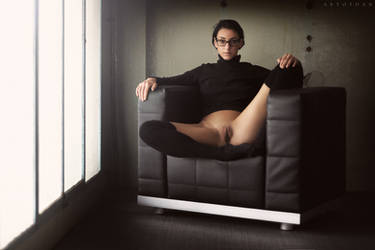 Executive Chair by ArtofdanPhotography