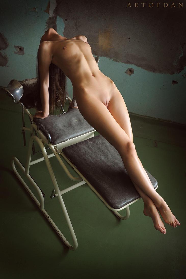Фото девушек в кресле гинеколога