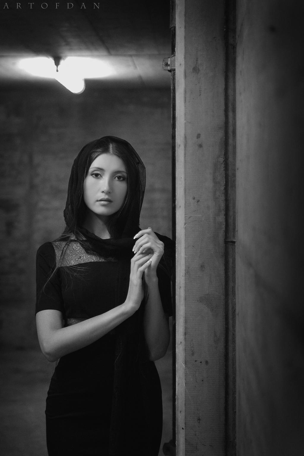Beauty In Black by artofdan70 on DeviantArt