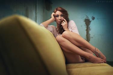 Couch Of Feelings by ArtofdanPhotography