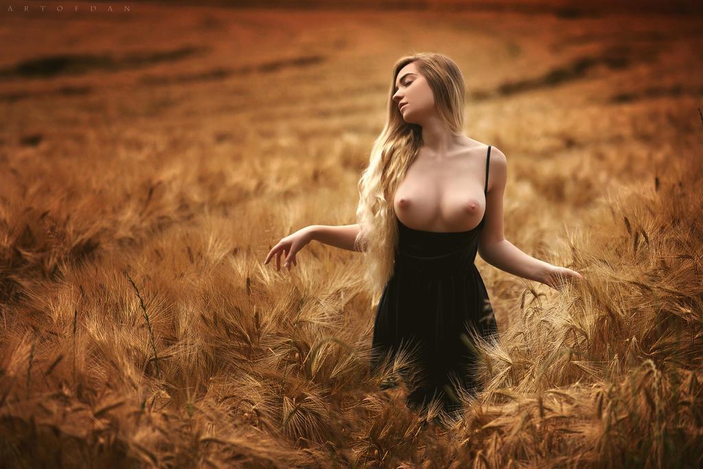 The Field Of Angels by artofdan70