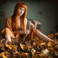 Autumn Flowers by ArtofdanPhotography
